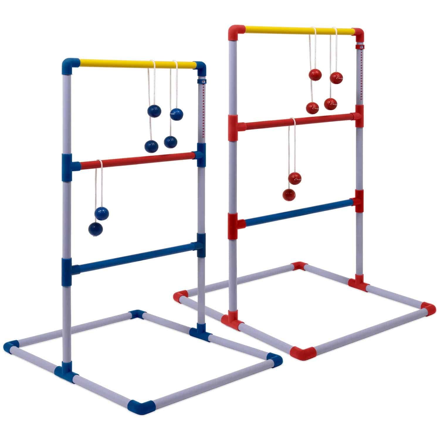 Champion Sports Deluxe Outdoor Ladder Ball Game