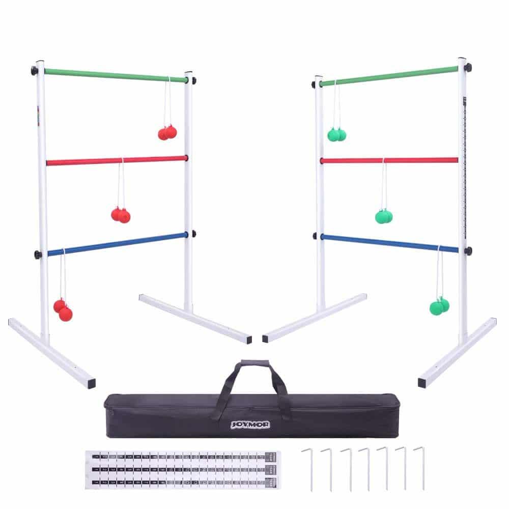 Joymor Upgraded ladder Toss Game Set