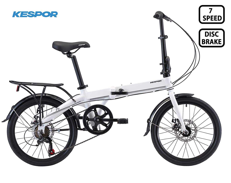 Kespor K7 Folding Electric Bike