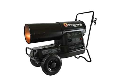 Mr. Heater Forced Air Kerosene Heater