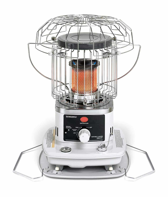 Sengoku HeatMate Kerosene Heater