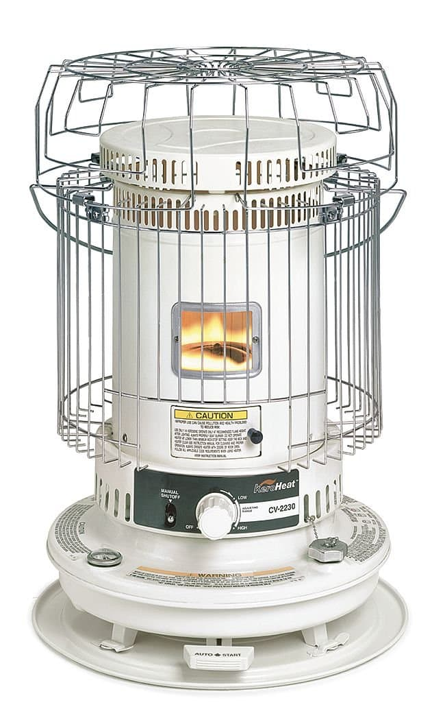 SengokuKeroHeat Portable Kerosene Heater
