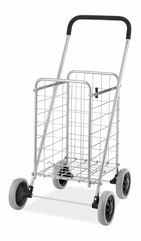Whitmor Utility Durable Folding Cart