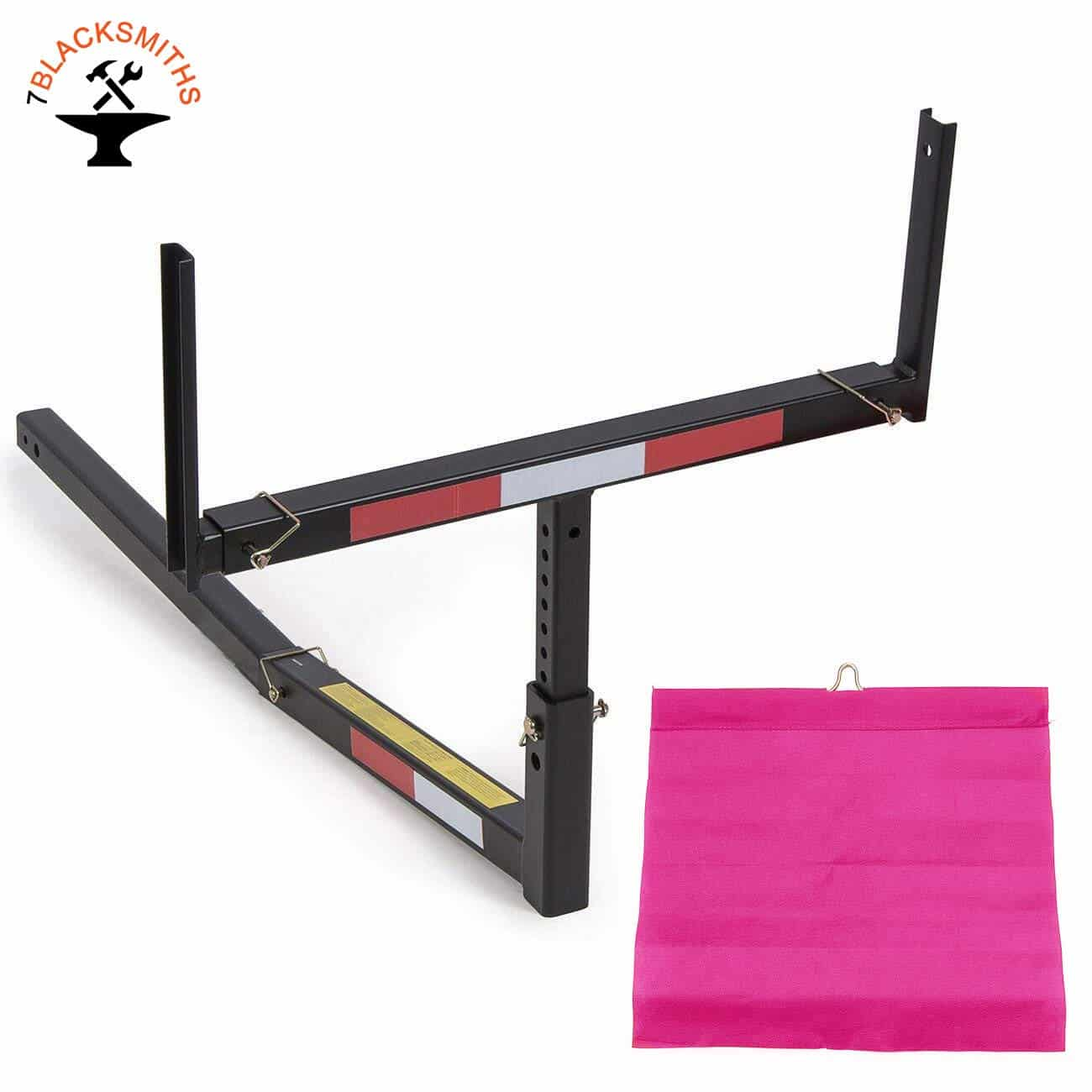7Blacksmith Adjustable Truck Bed Extender