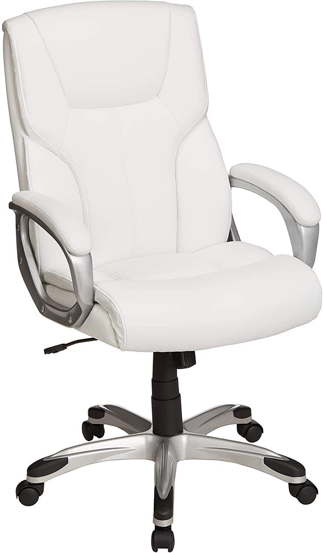 AmazonBasics Executive Swivel Desk Chair