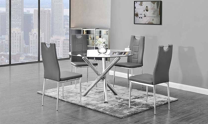 Best Round Glass Dining Tables