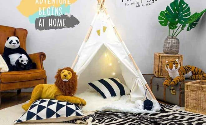 Best Teepee Tents for Kids