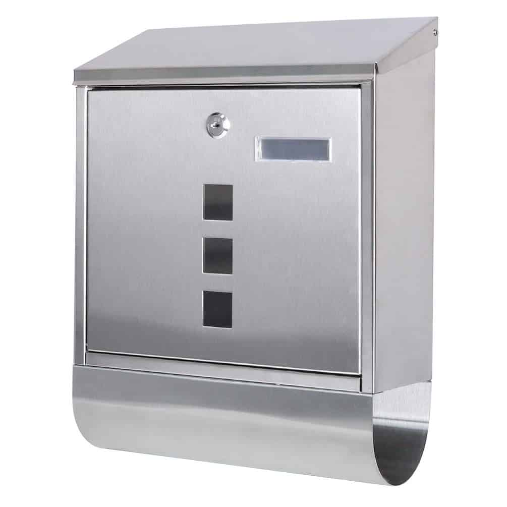 Decaller Stainless Steel Mailboxes