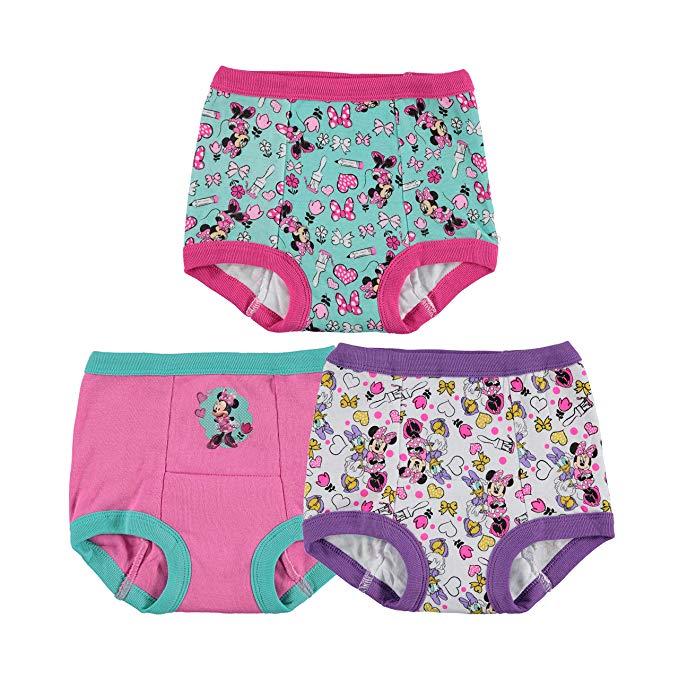 Disney Baby Girls Potty Training Pants