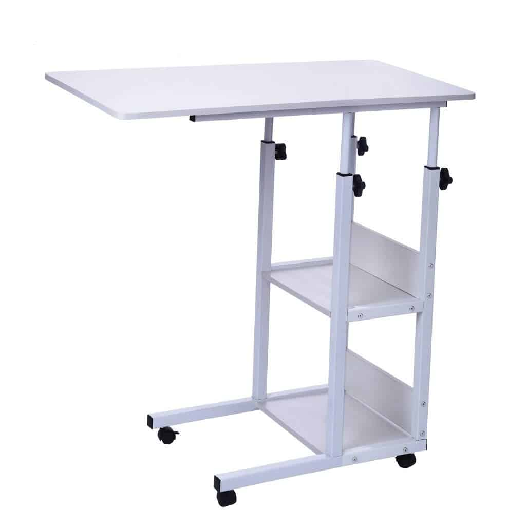 Ellymi Overbed Table