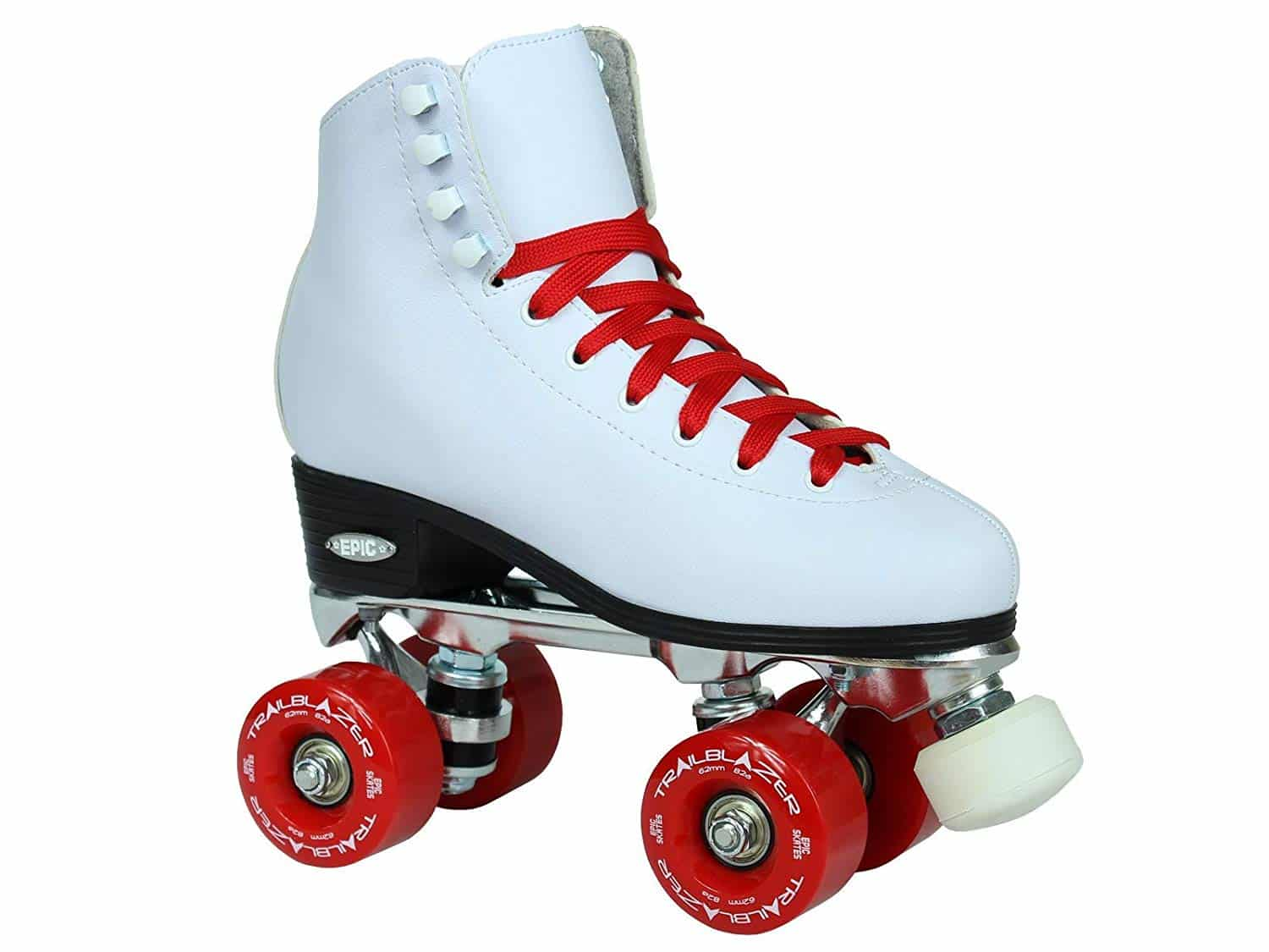 Epic Skates Classic High-Top Quad Roller Skates