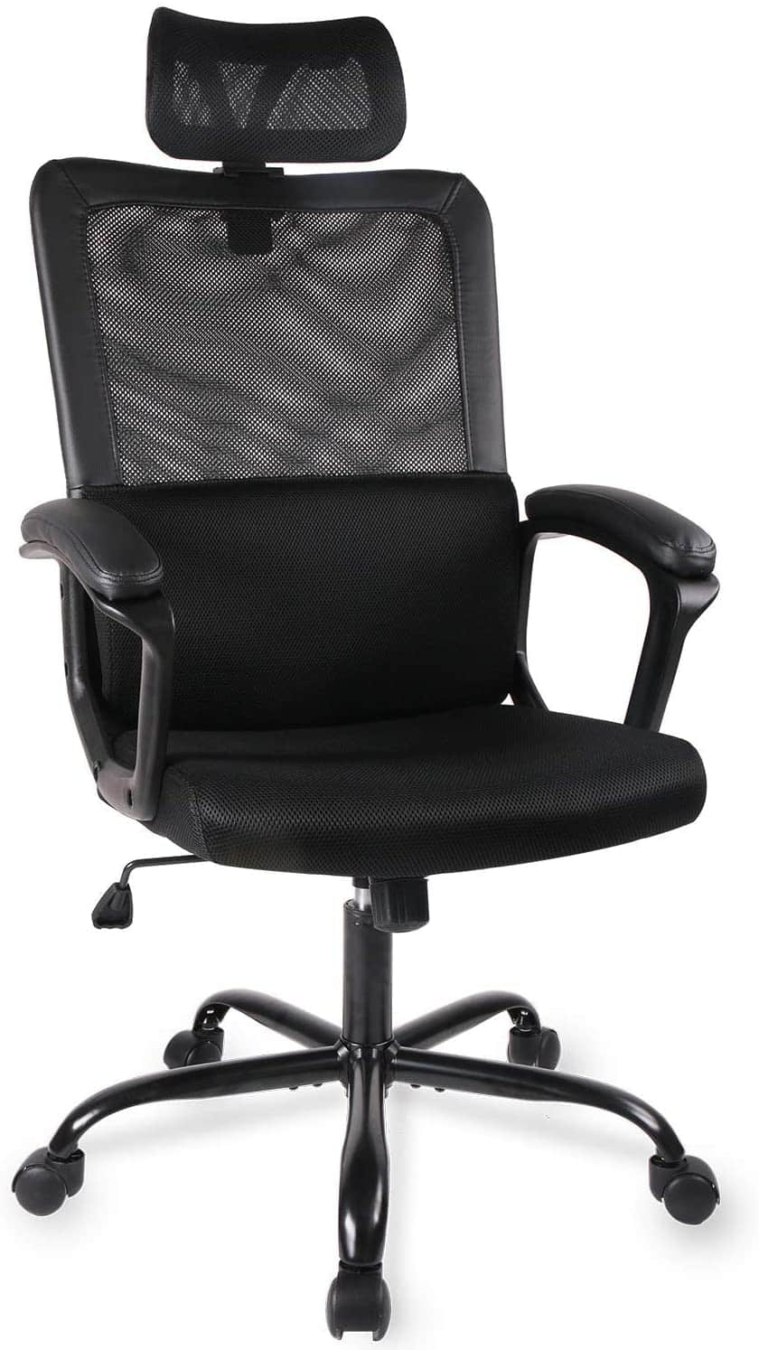 Ergonomic High Back Office Chair from Smugdesk