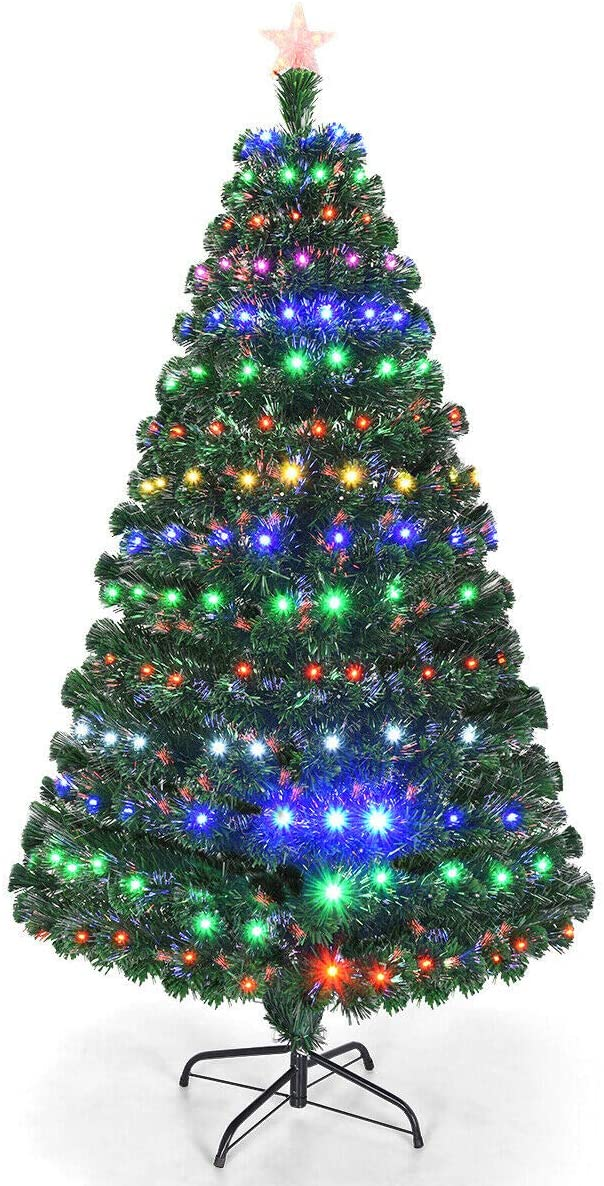 Goplus 6FT Artificial Christmas Tree