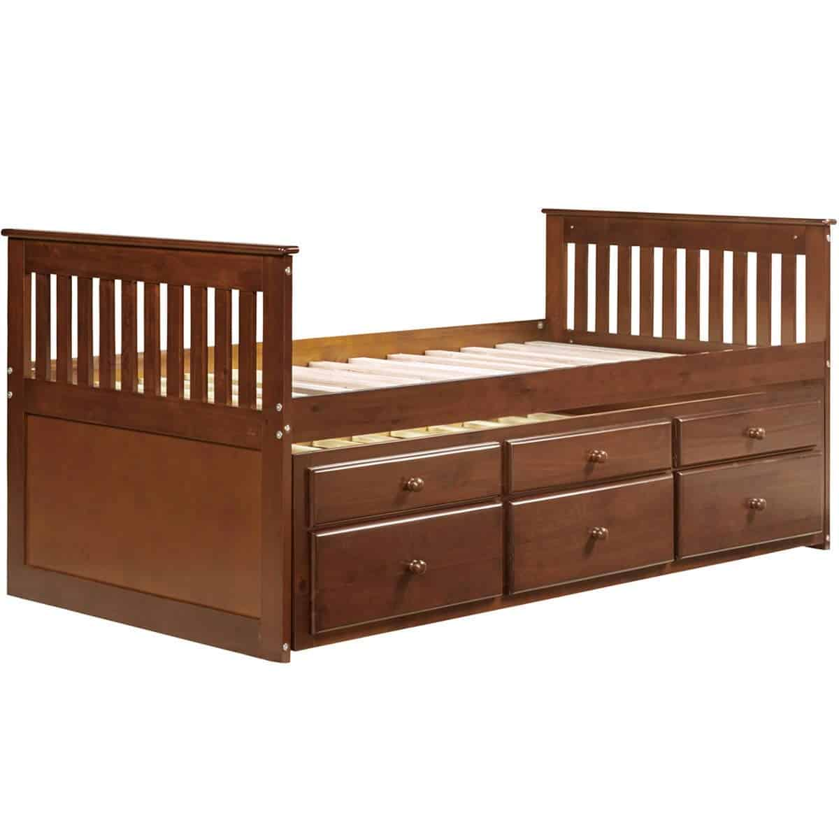 Gumtree Storage Twin Trundle Daybed