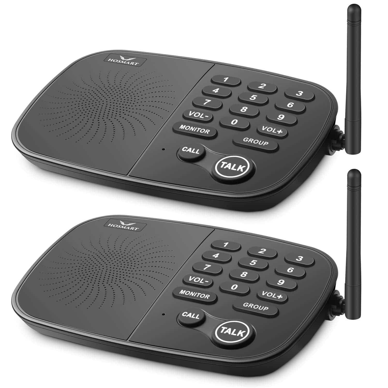 H Hosmart Wireless Intercom System