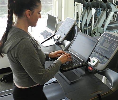 Height Adjustable Treadmill Desk