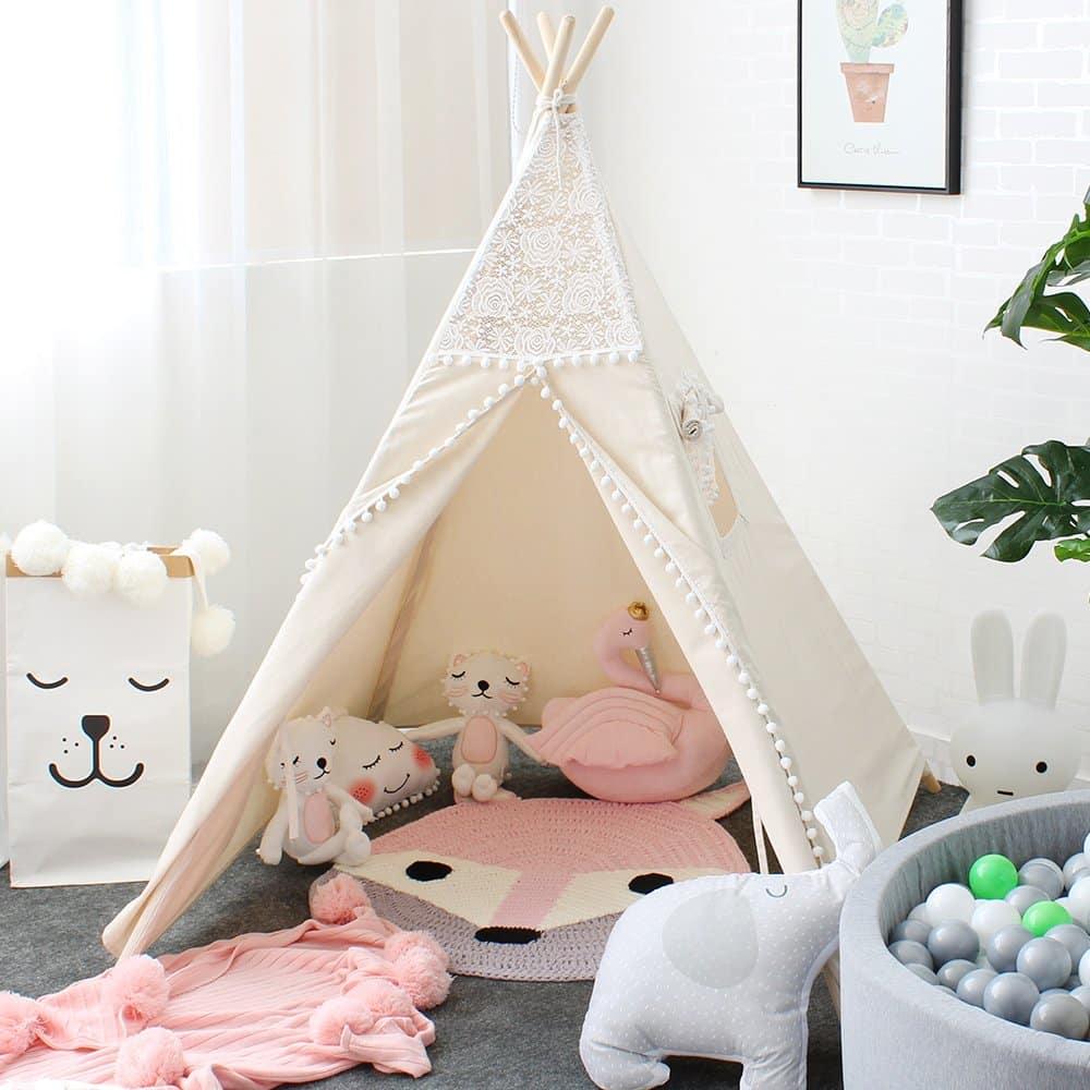 Lebze Kids Teepee Tent