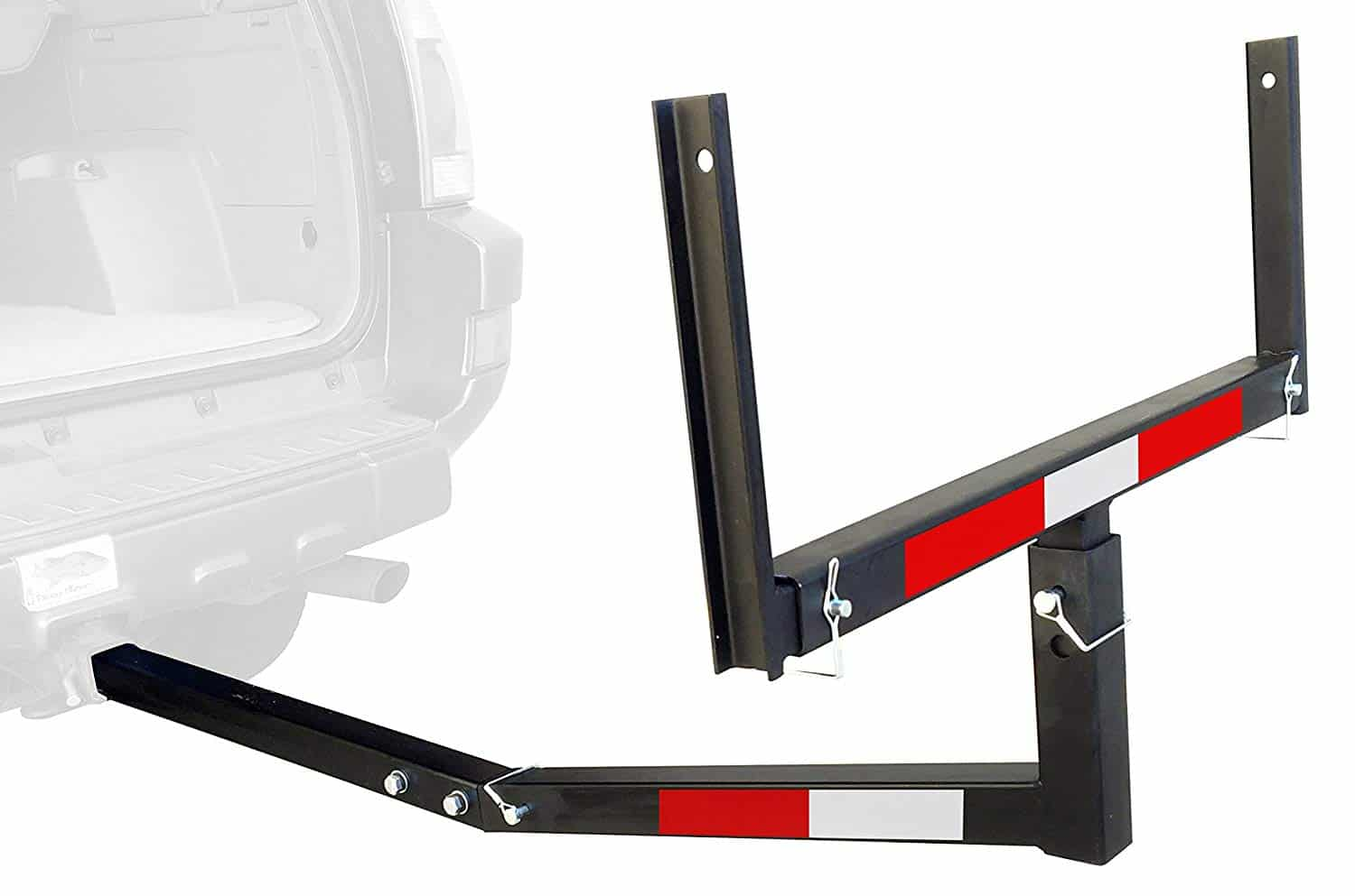 MaxxHaul Hitch Mounted Truck Bed Extender