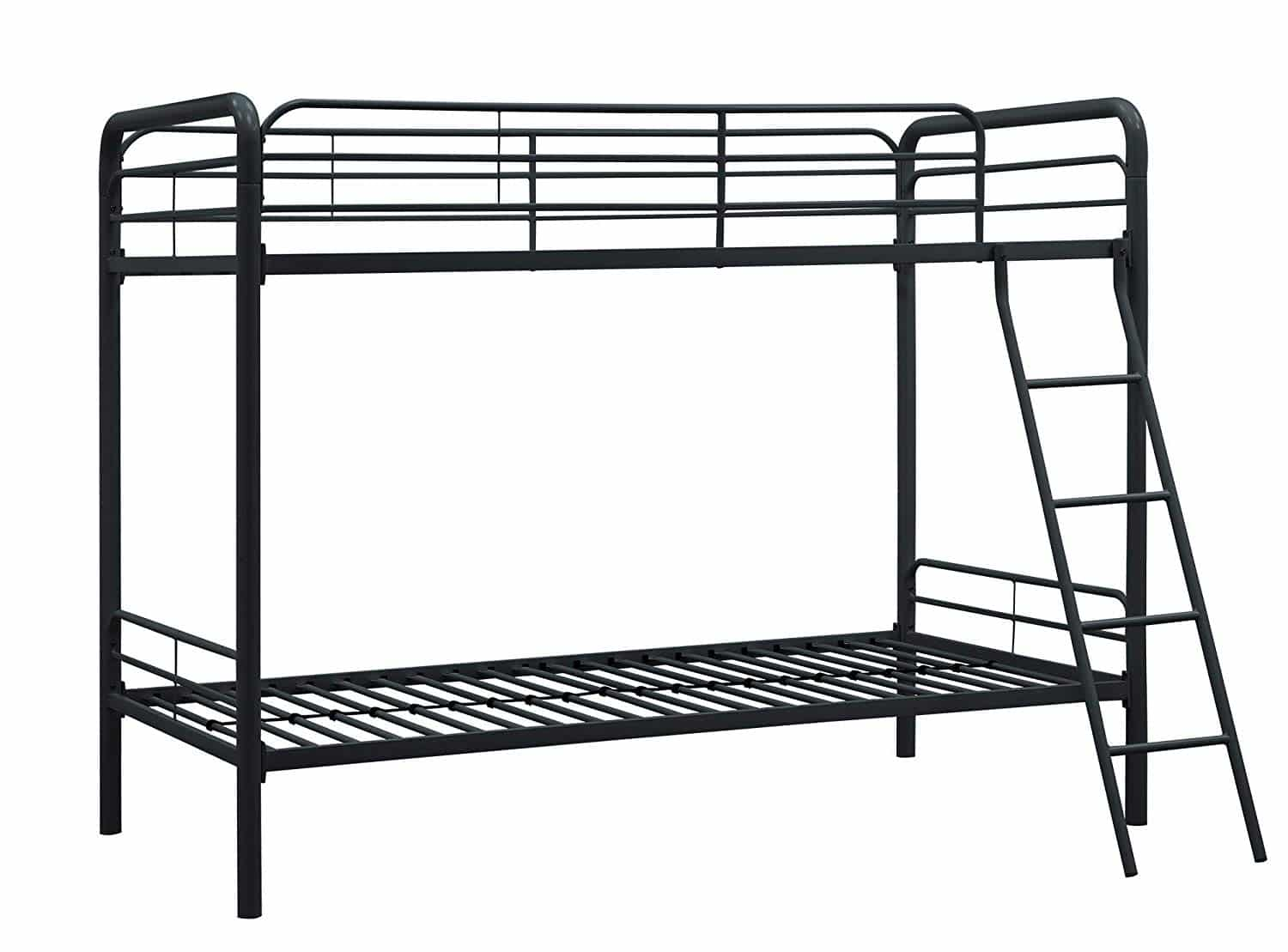 Metal Bunk Beds Twin Over Twin