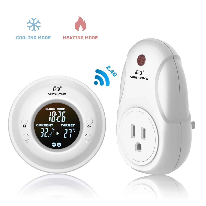 Nashone Digital Wireless Temperature Controller
