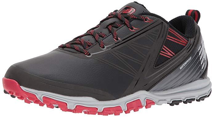 New Balance Men's Minimus SL Waterproof Spikeless Comfort Golf Shoe