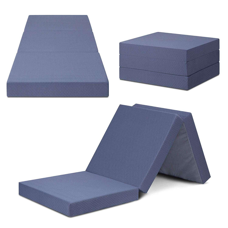 Olee Sleep Topper Memory Foam Mattress