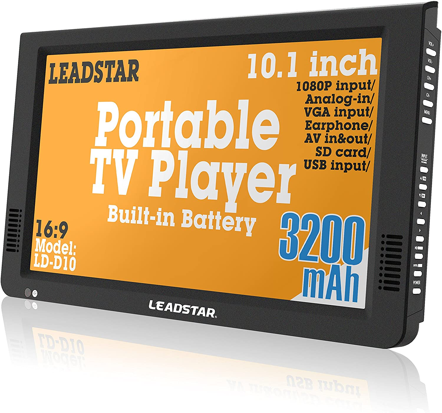 Portable LED TV by LEADSTAR