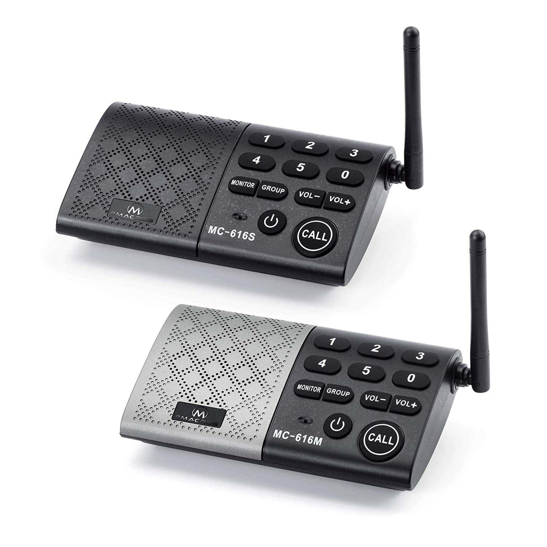 Portable Wireless Intercom System