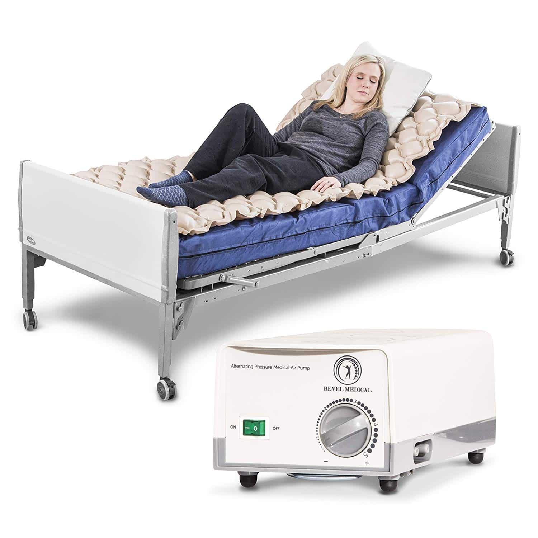 Premium Alternating Air Pressure Mattress for Medical Bed