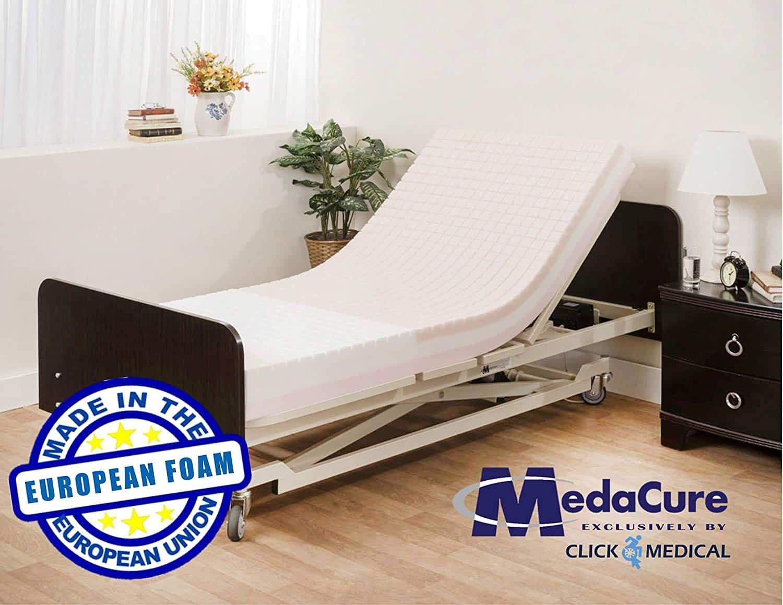 Pressure Redistribution Foam Hospital Bed Mattress