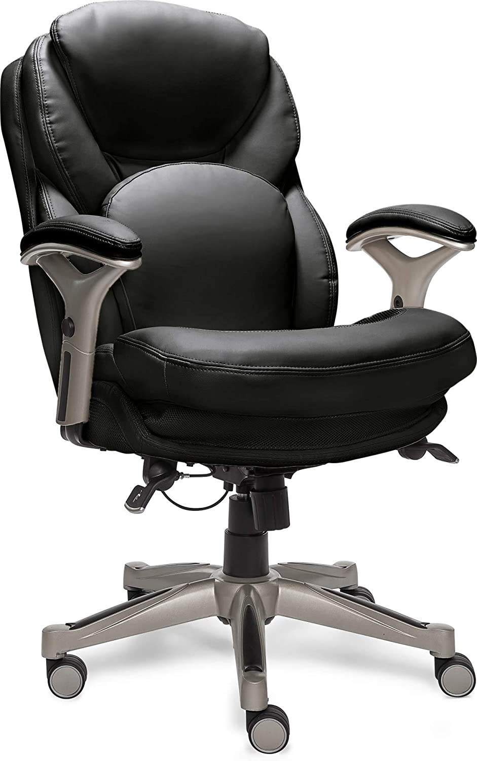 Serta Bonded Leather Office Chair