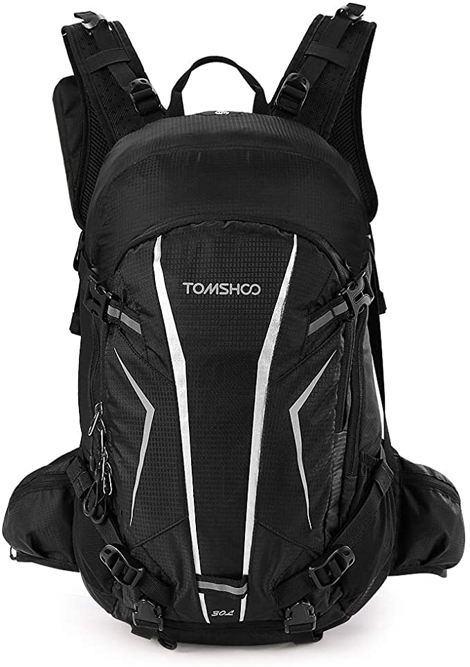 TOMSHOO Lightweight Waterproof Backpack