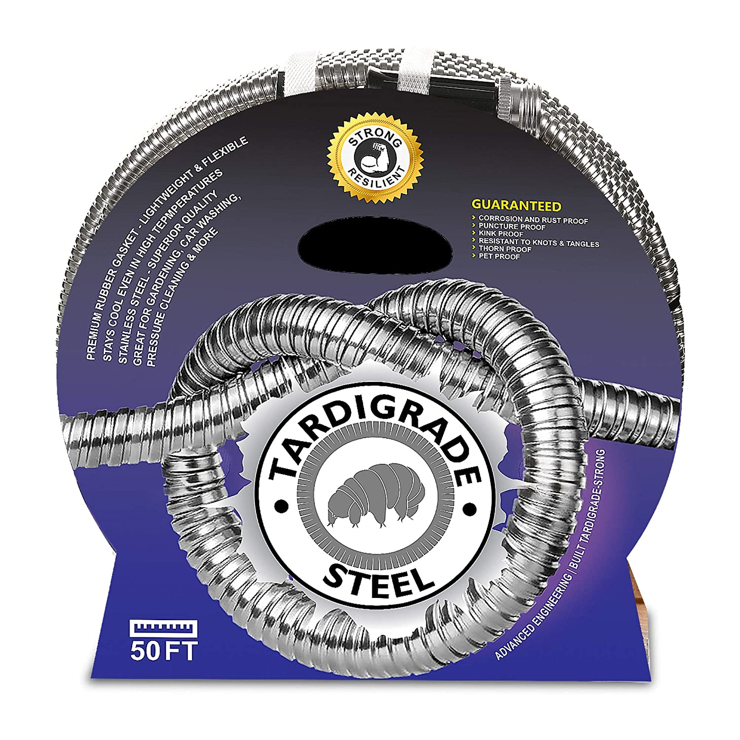 Tardigrade Steel Hose