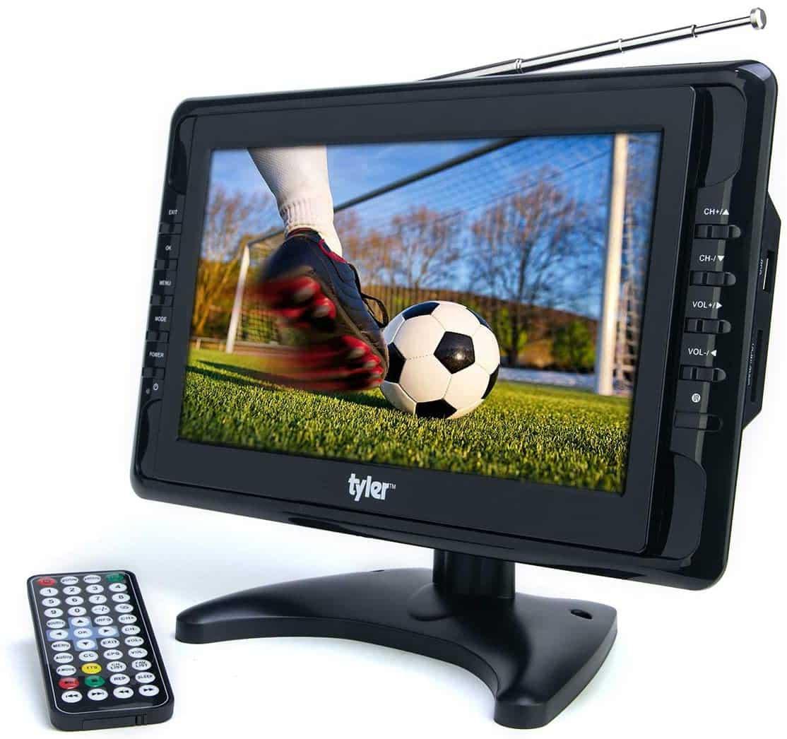 Tyler Portable Widescreen LCD TV