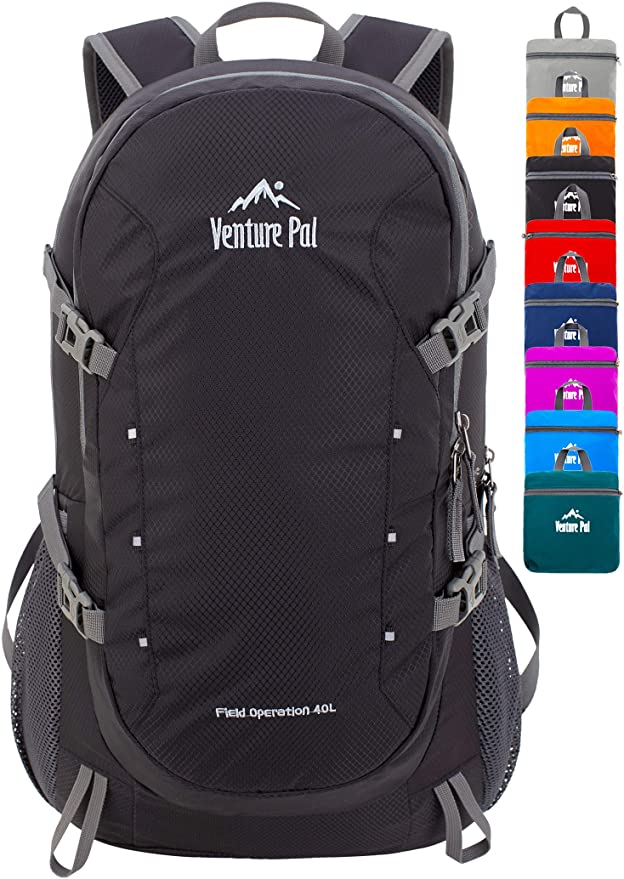 Venture Waterproof Travel Hiking Backpack