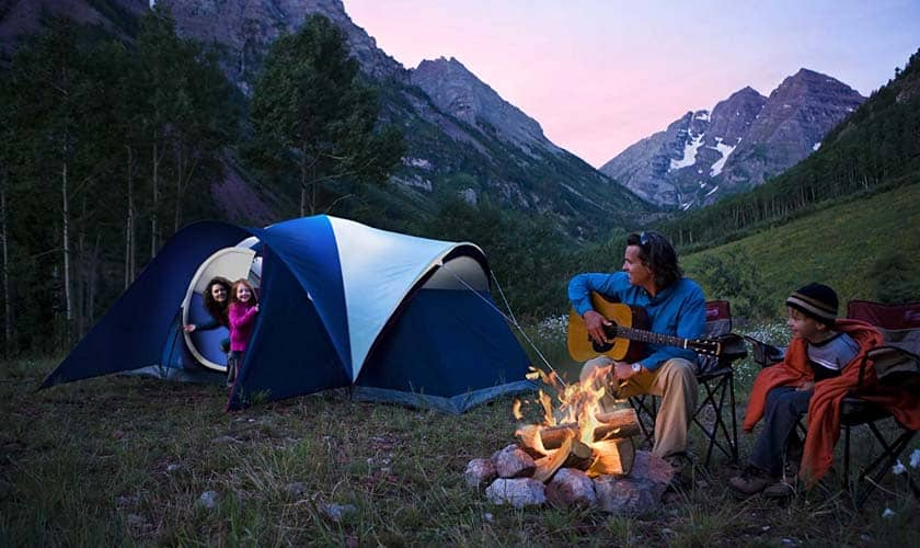 8-Person Tents
