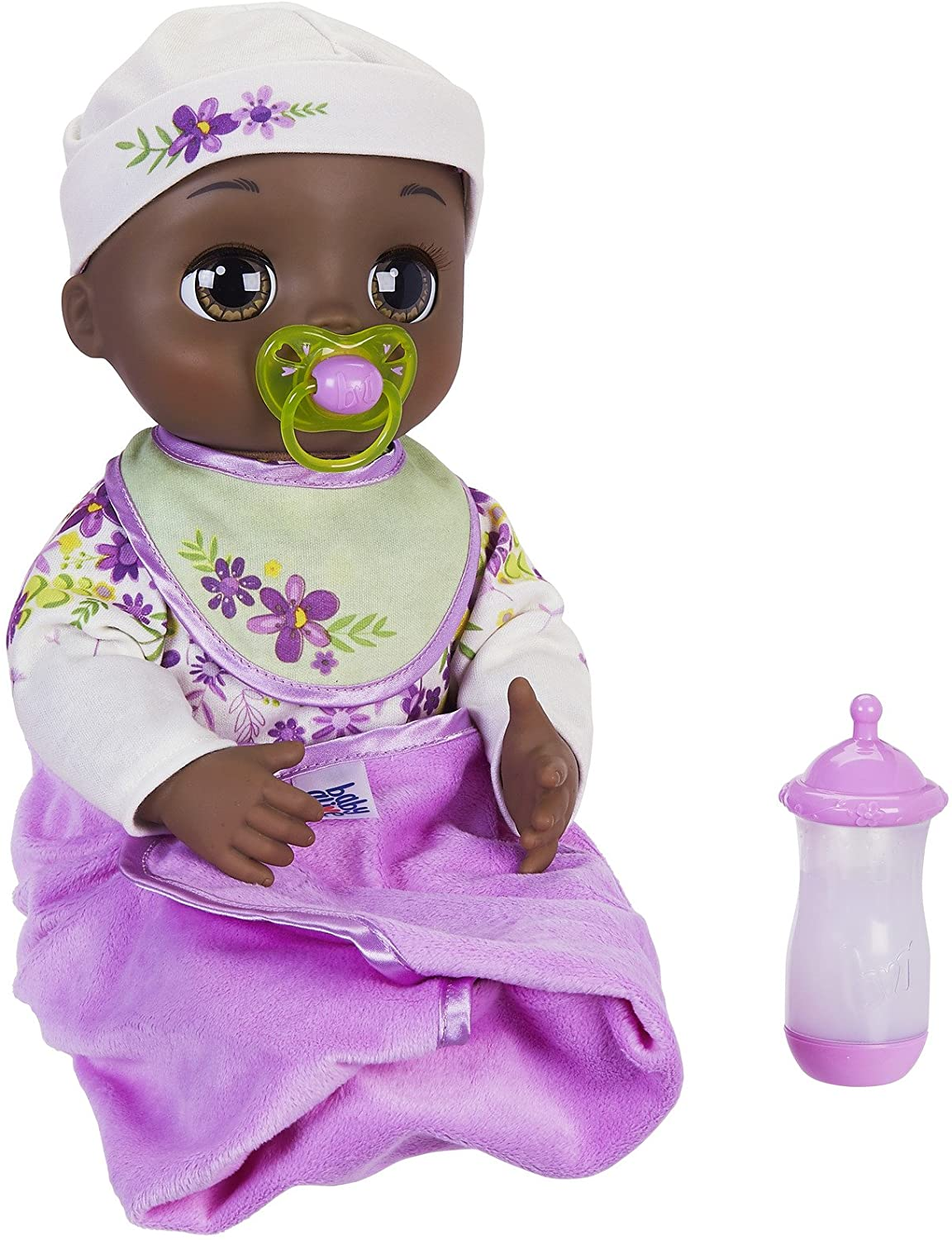 African American Real As Can Be Baby Doll
