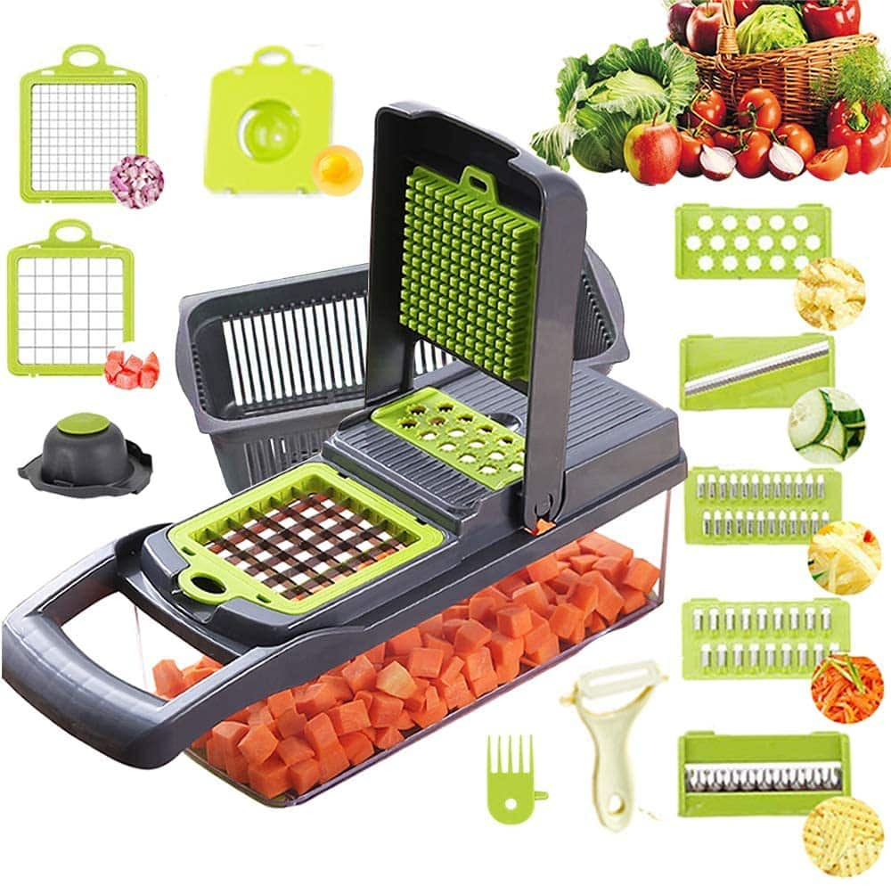 Alrens Vegetable Chopper and Slicer