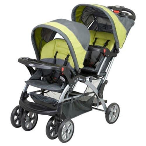 Baby Trend Sit N Stand Stroller, Millennium Blue
