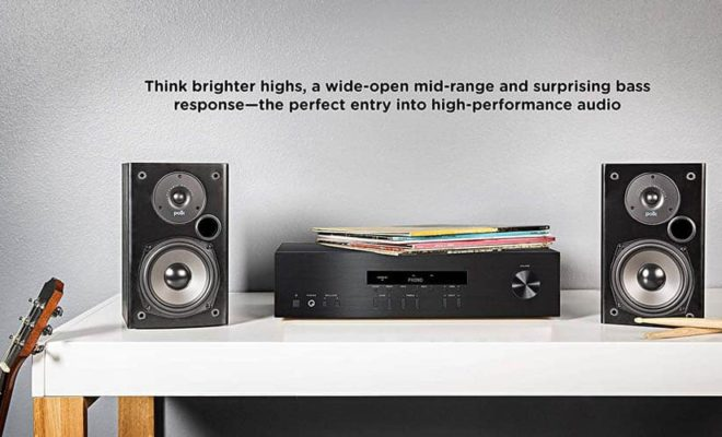 Bookshelf Speakers under $500