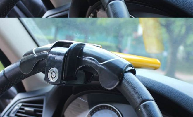 Car Steering Wheel Locks