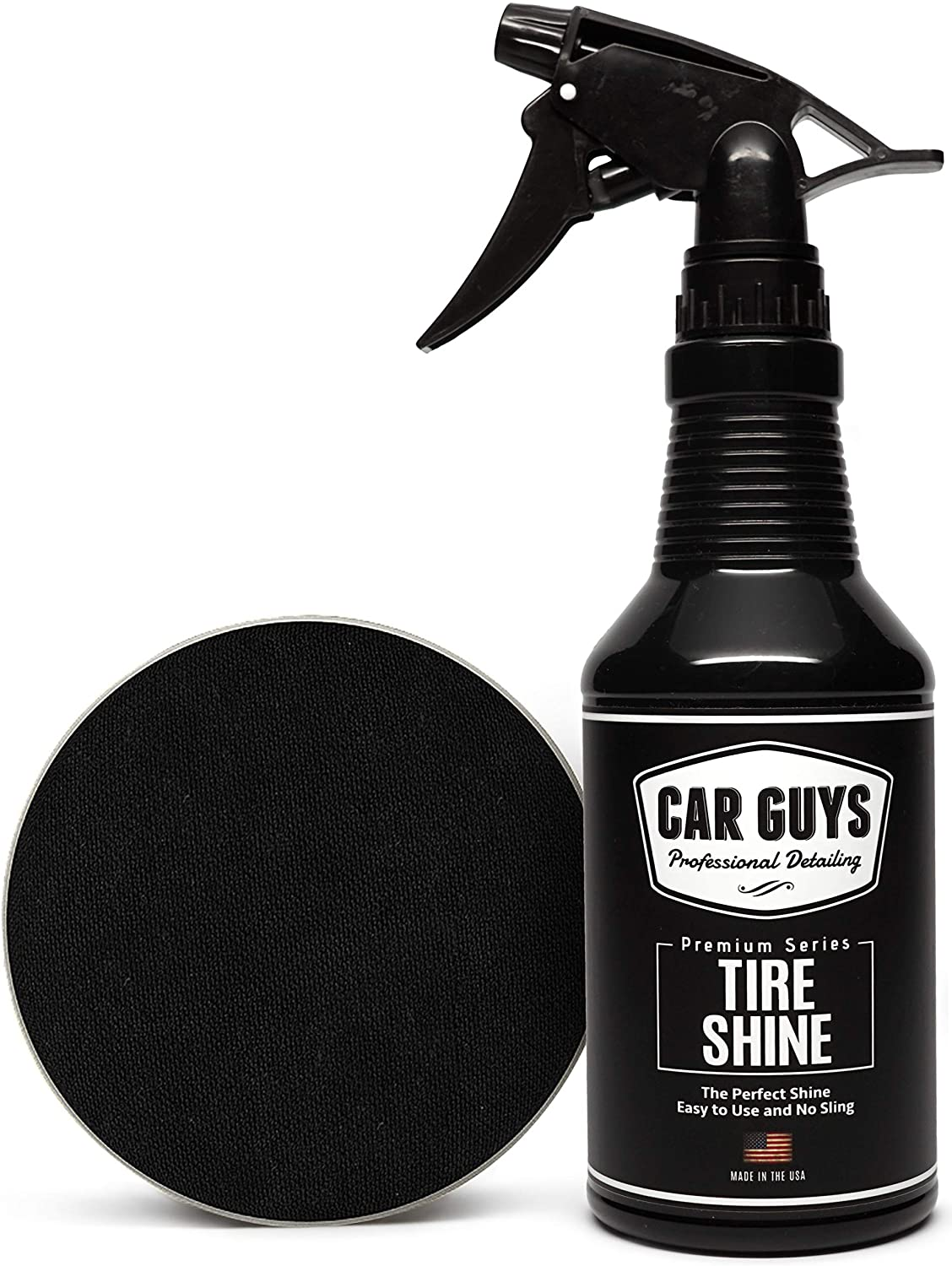 CarGuys Tire Shine Spray