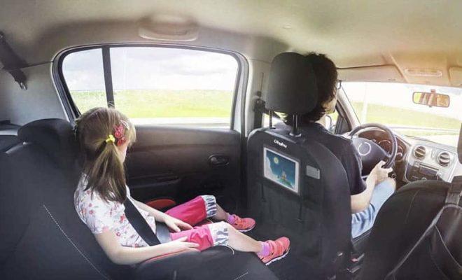 Cars Back Seat Organizers