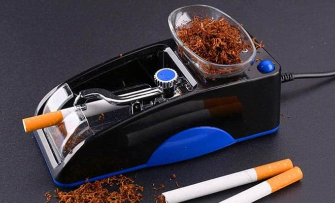 Cigarette Rolling Machines