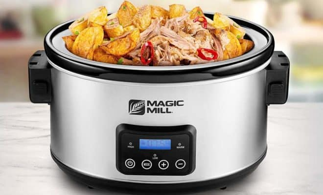 Crockpots with Timer