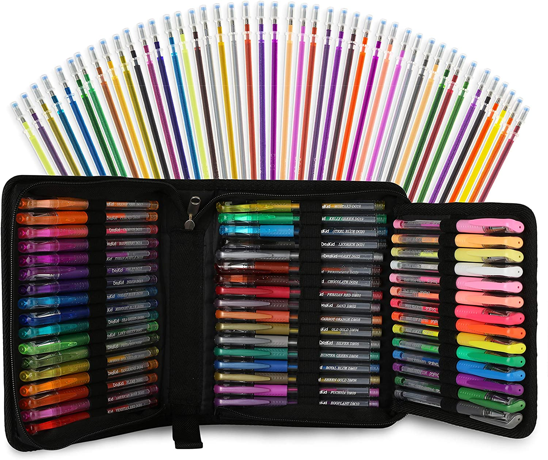 DasKid96 Color Artist Gel Pen Set