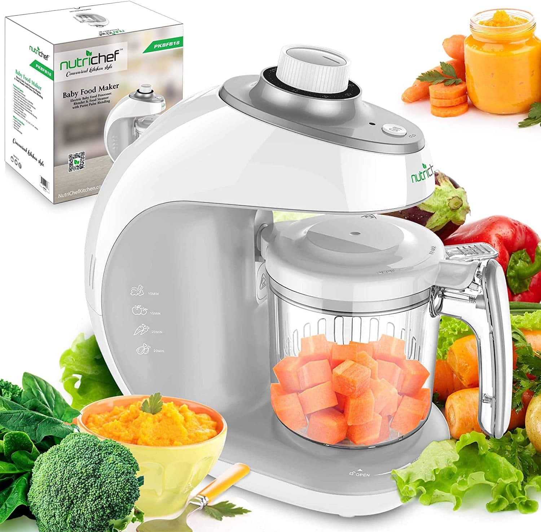 Digital Baby Food Maker Machine