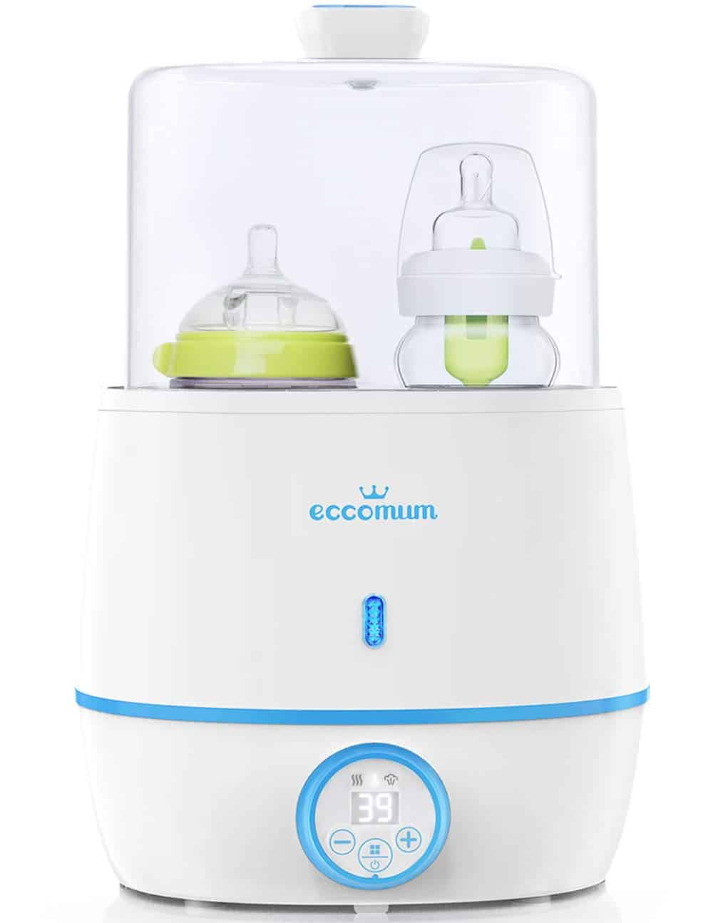 Eccomum Baby Bottle Warmer & Bottle Sterilizer