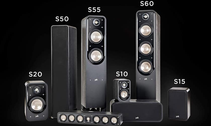 Floor Standing Tower Speakers