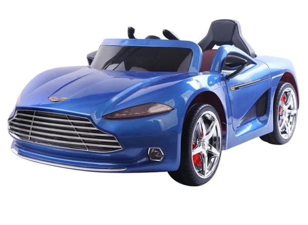 Four-Wheeled Children's Electric Car